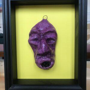 Hidden Treasure, Purple Mask