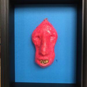 Hidden Treasure, Pink Mask